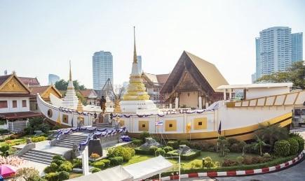 Tour Du lịch Thái Lan : BANGKOK - PATTAYA 2018