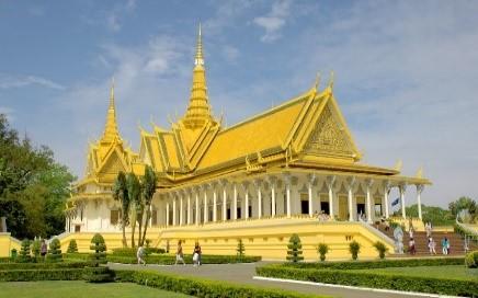 Tour Du lịch Campuchia : Siem reap - Phnom penh 2018