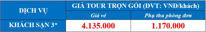 Tour Du Lịch Nha Trang - Đà Lạt Năm 2018