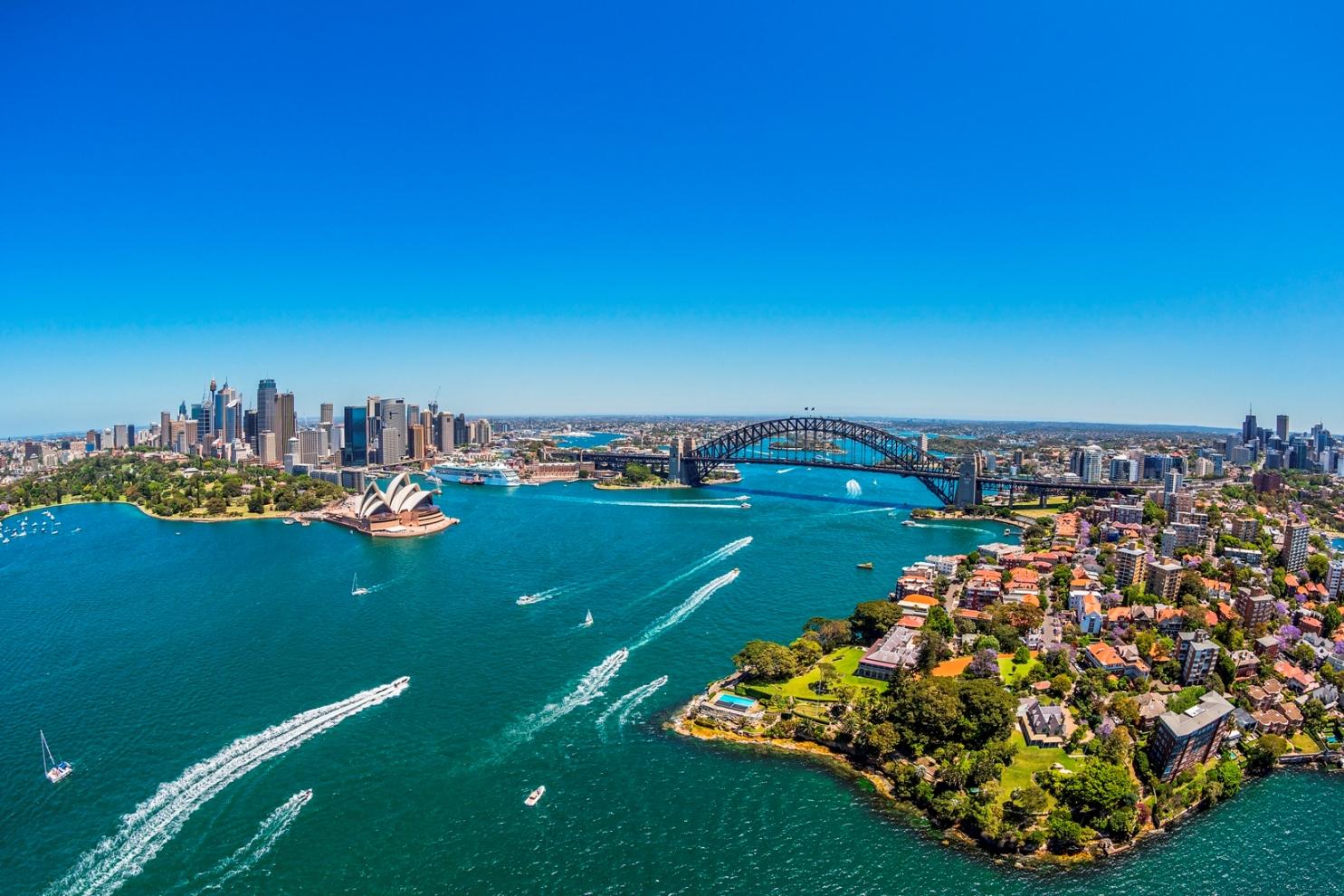Tour du lịch Úc - Sydney 5 ngày 4 đêm