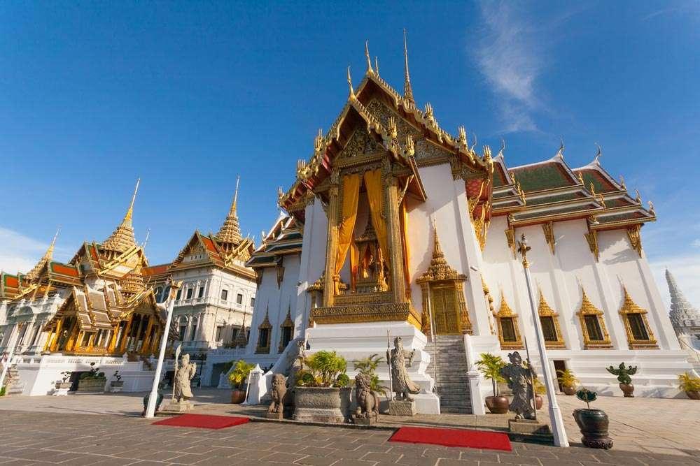 Top 3 cung điện Thái Lan