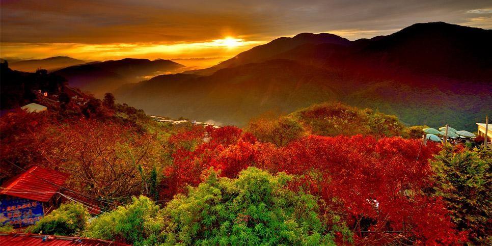 Du lịch Đài Loan nên đi tháng mấy