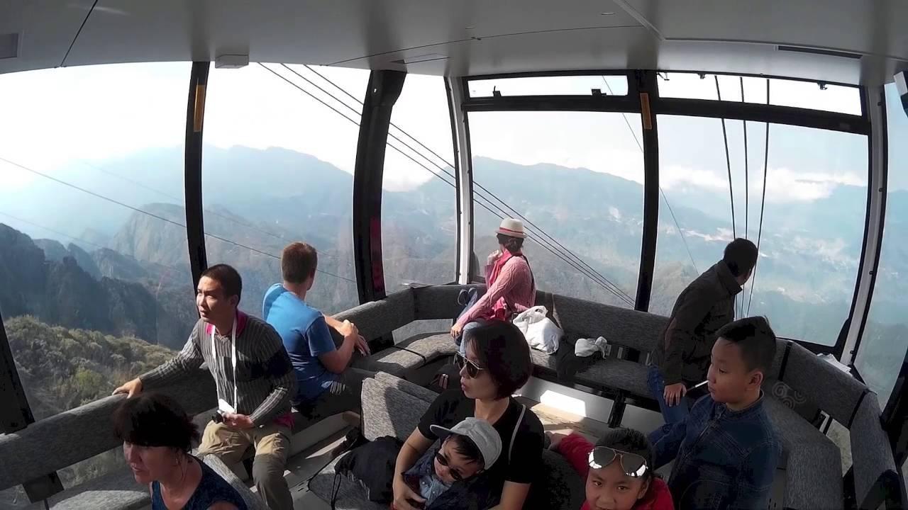 Chia sẻ kinh nghiệm đi cáp treo Fansipan khi du lịch Sapa