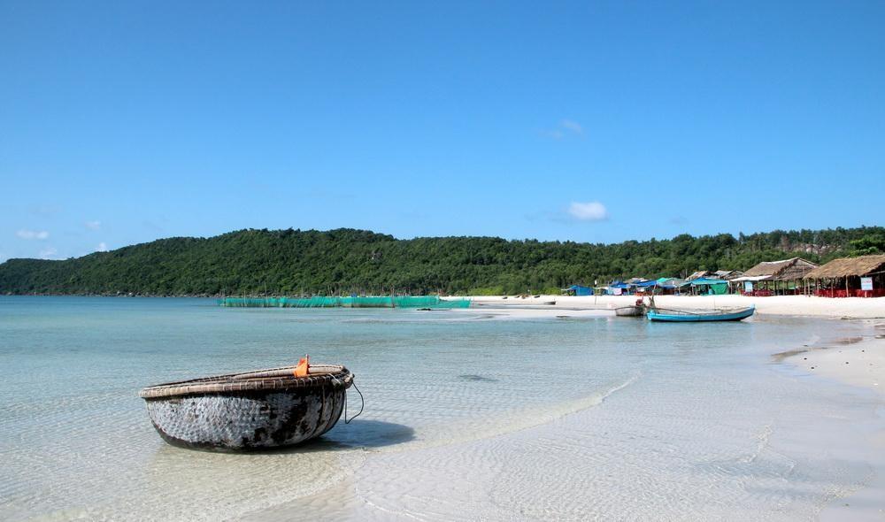 Lang thang Bãi Vòng Phú Quốc cảm nhận vẻ đẹp hòn đảo nên thơ
