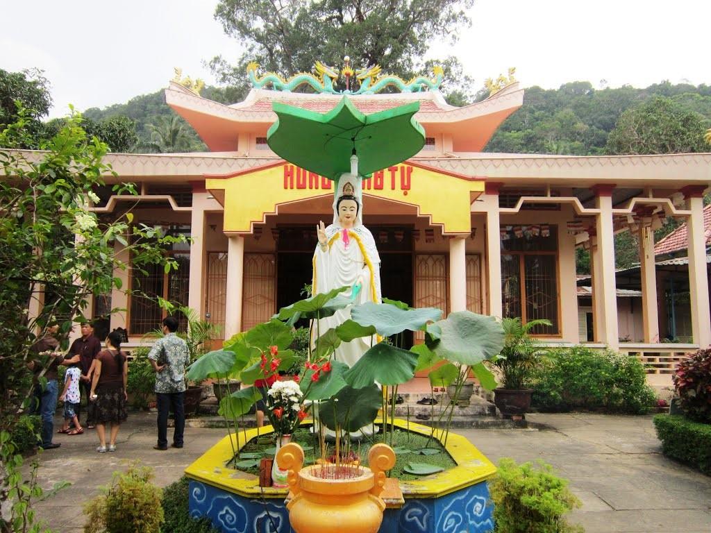Chùa Sư Muôn: Điểm di tích không thể bỏ qua khi đến Phú Quốc |  Anphatravel.com