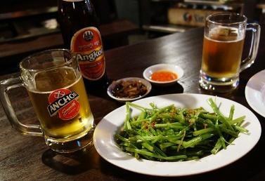 Bia AngKor Campuchia