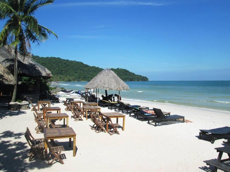 Bãi Khem: Điểm đến cực hot không thể bỏ qua khi đến Phú Quốc
