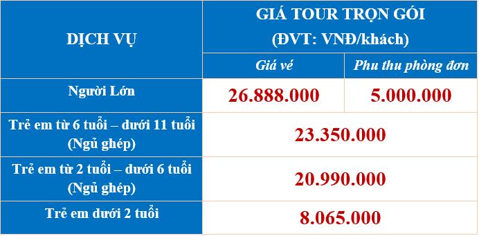 TOUR DU LỊCH KHÁM PHÁ NHẬT BẢN 4N3Đ NĂM 2018