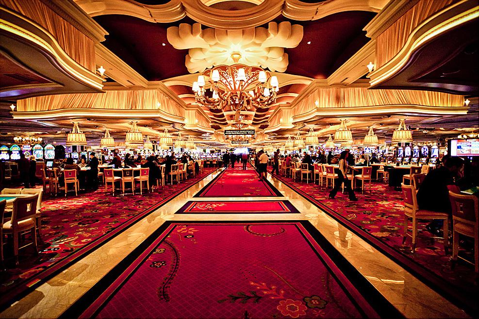 Thiên đường Las Vegas