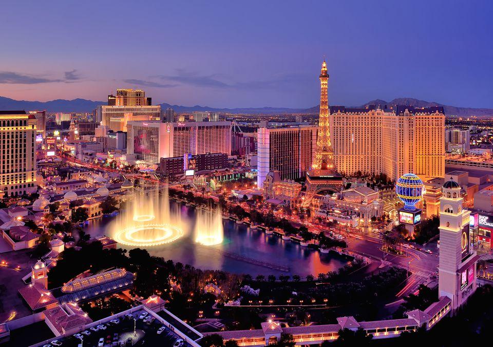 KN du lich Las Vegas