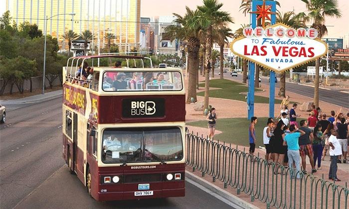 Các chuyến xe bus Las Vegas