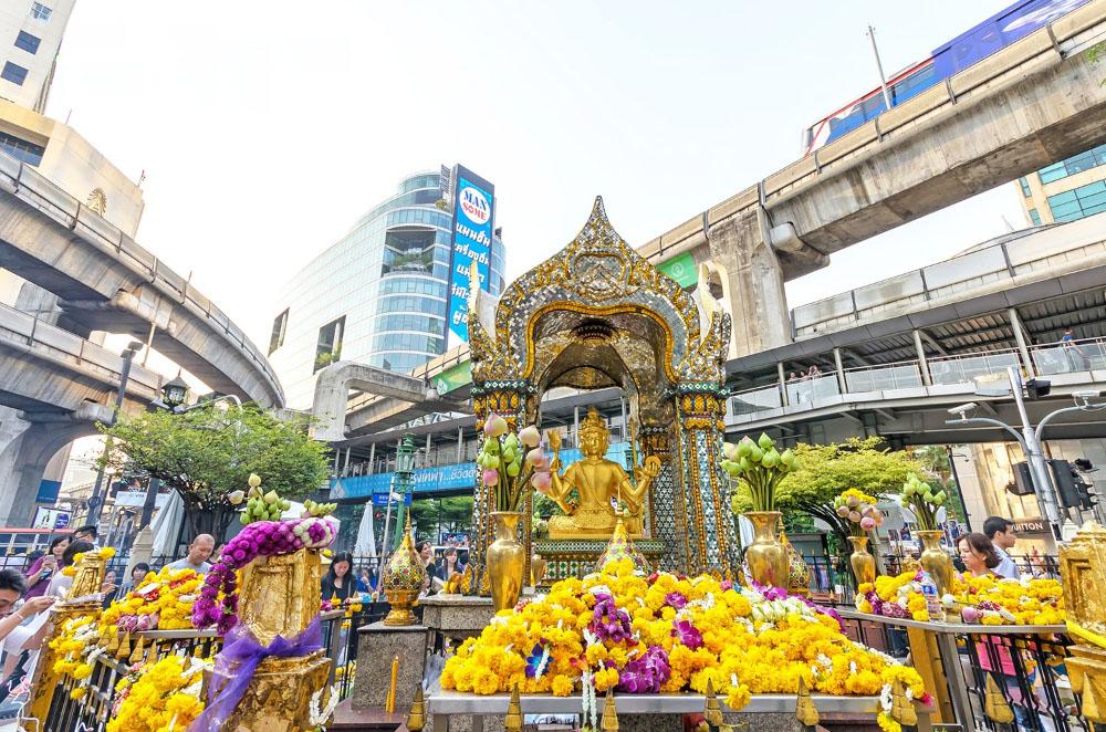 TOUR DU LỊCH THÁI LAN 2018 : BANGKOK - PATTAYA 5N4Đ