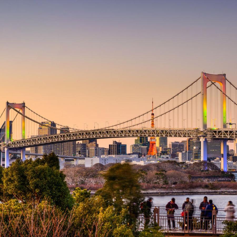 3 Cây cầu Rainbow
