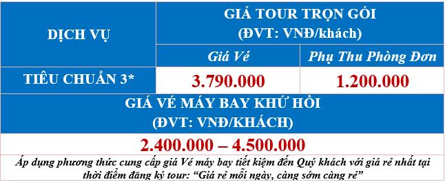 TOUR DU LỊCH 2019 : TUY HÒA - QUY NHƠN 4N3Đ