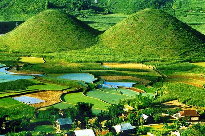 Tour Du Lịch Hà Giang - Trải Nghiệm Thiên Đường Hoa Tam Giác Mạch