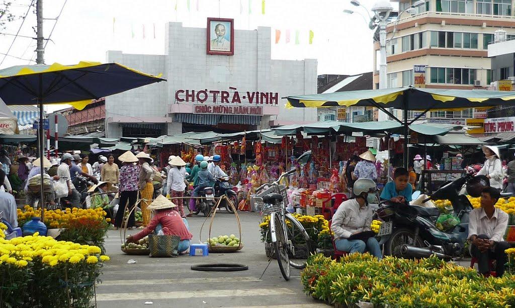 Cho Tra Vinh